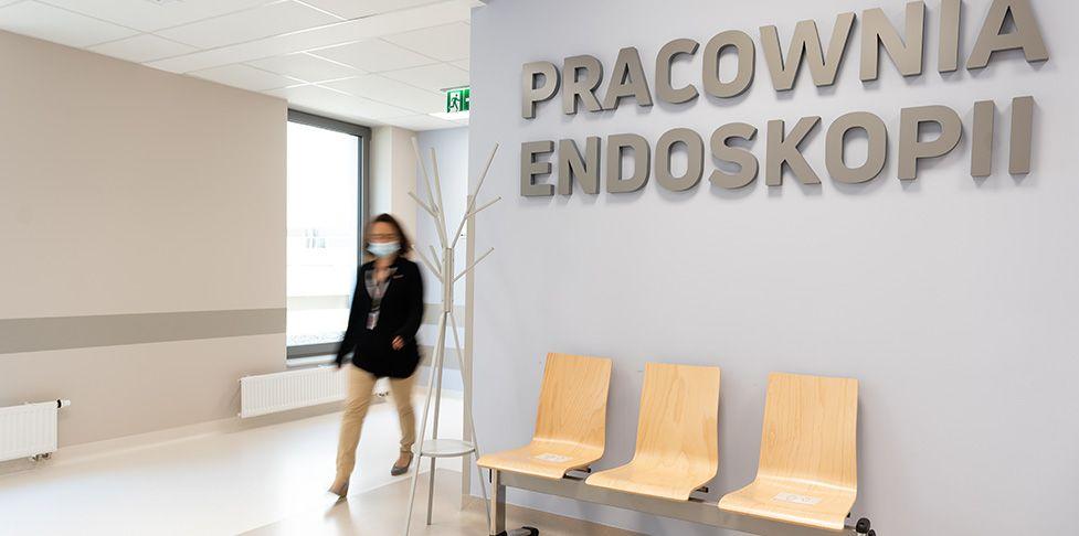 Pracownia endoskopii Szpitala Żywiec