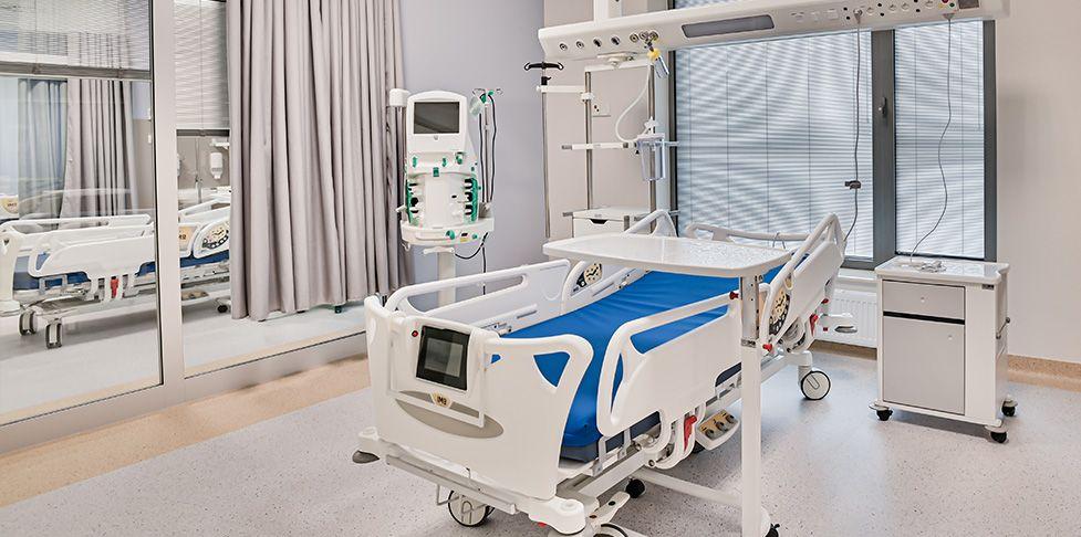 Oddział Anestezjologii i Intensywnej Terapii Szpitala Żywiec